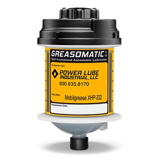 Greasomatic | Power Lube Industrial