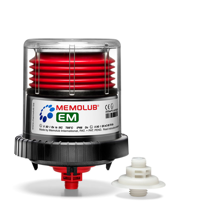 Memolub EM   Power Lube Industrial