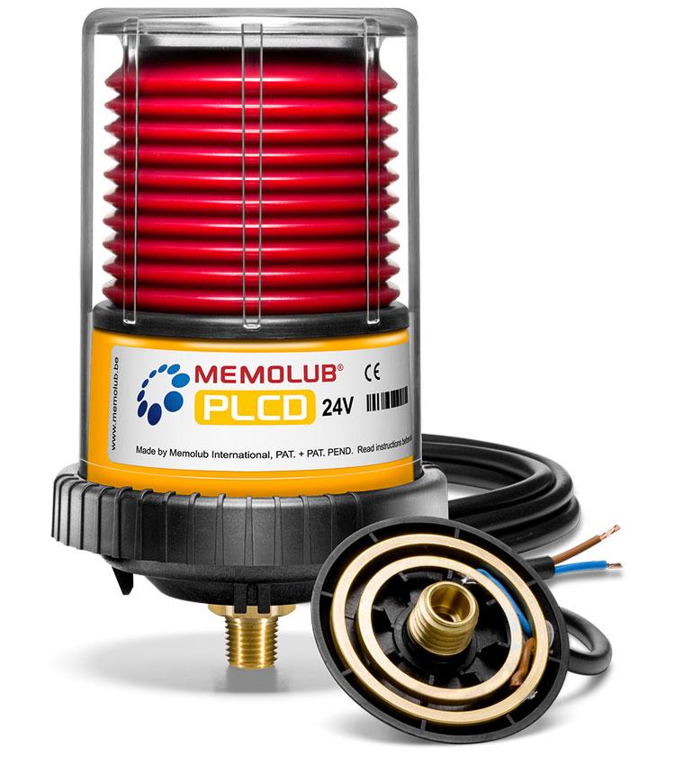 Memolub PLCd   Power Lube Industrial